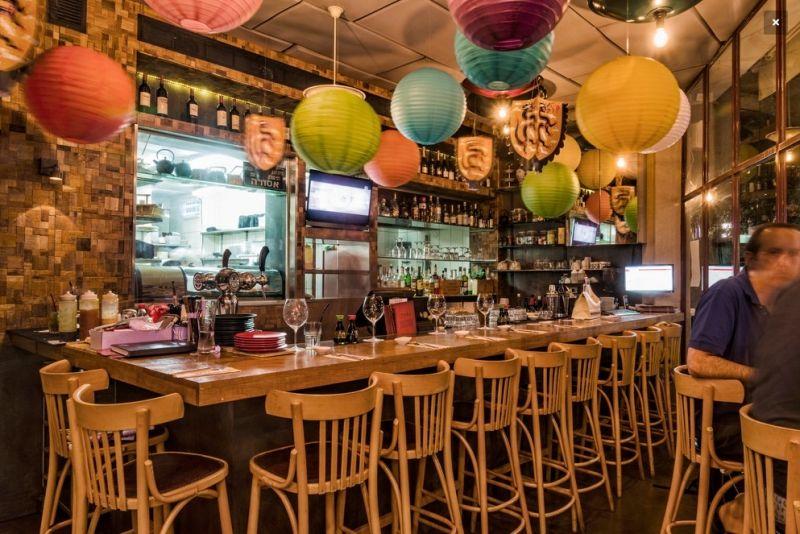 """ארוחת אומקסה בליווי אלכוהול יפני במסעדת טורי ת""""א"""