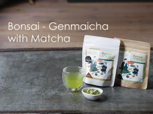 Bonsai - Genmaicha with Matcha