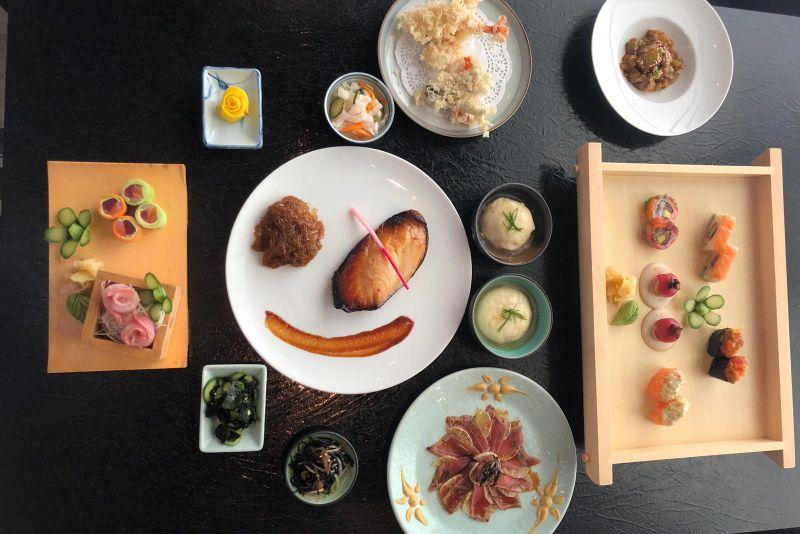 ארוחת טעימות יאקימונו