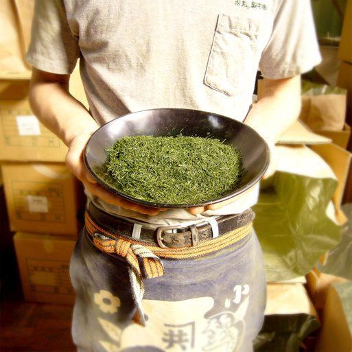תה ירוק סנצה