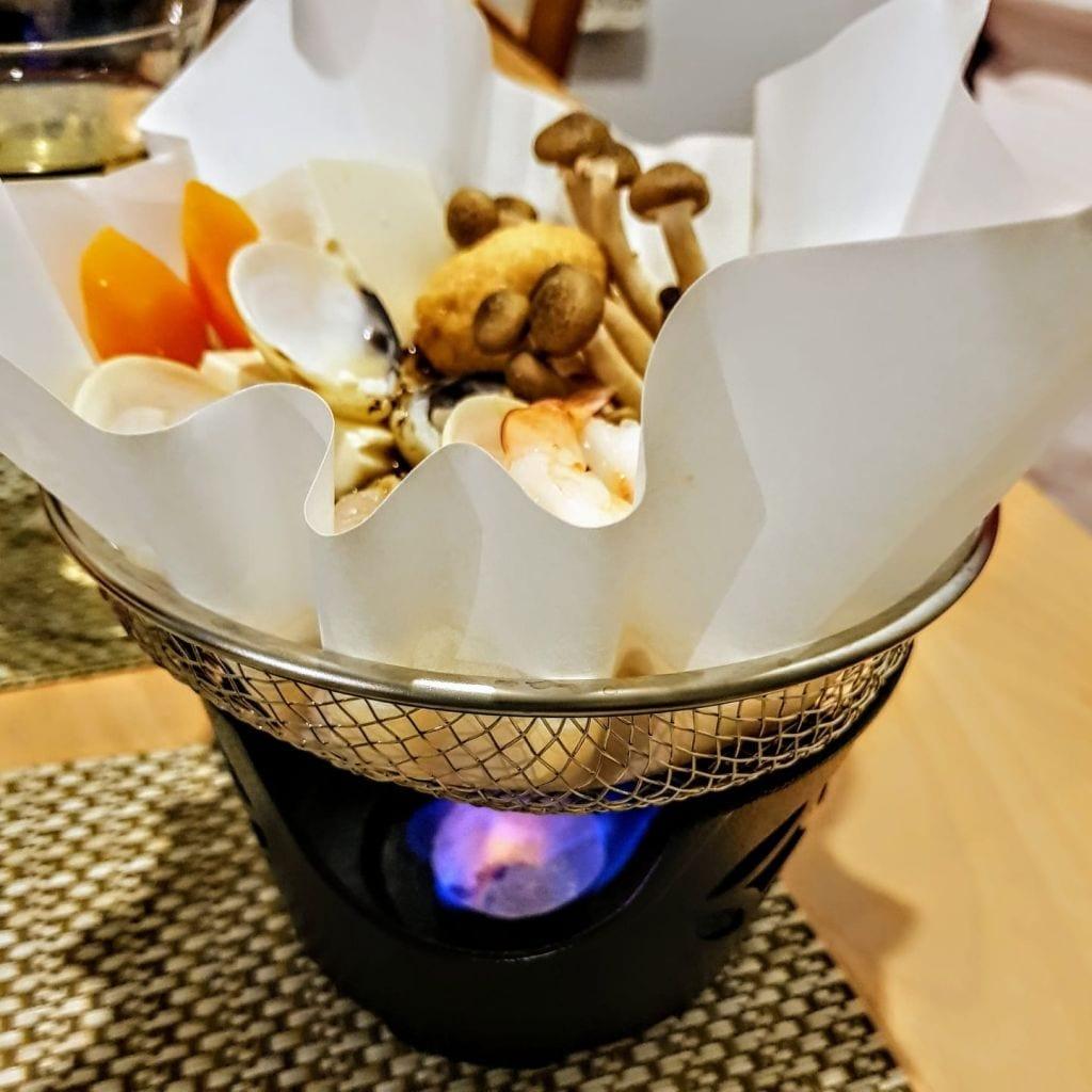 מרק מיסו שף בועז צאירי