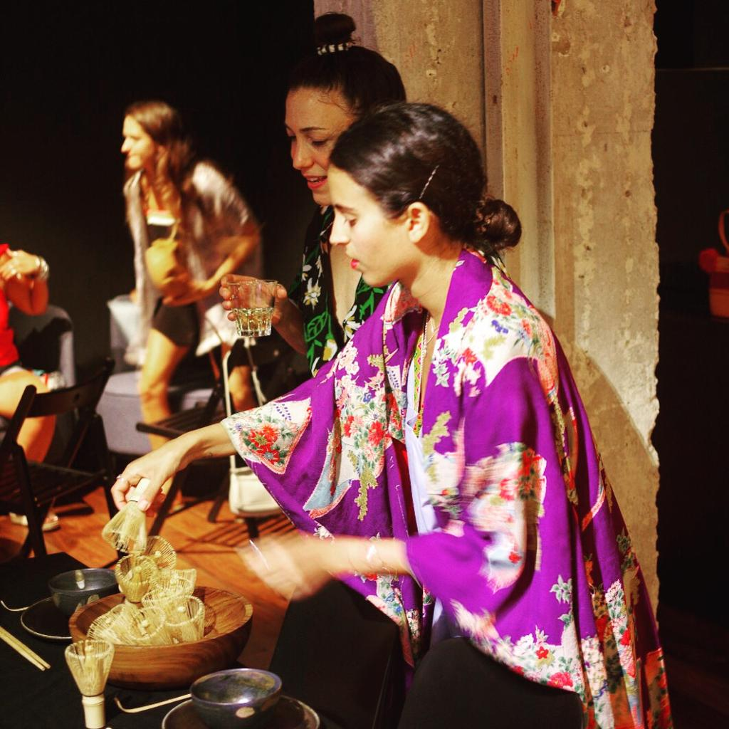 חוויה יפנית באורשינא