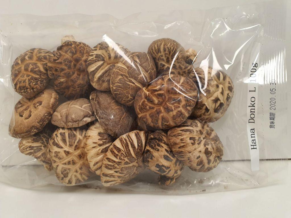 חנה דונקו HANA DONKO L - Japanese dried Shiitake